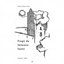 Pregó Setmana Santa 1966 Felanitx