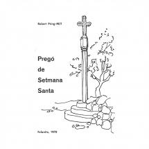 Pregó Setmana Santa 1970 Felanitx