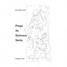 Pregó Setmana Santa 1971 Felanitx