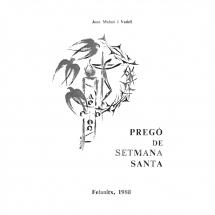 Pregó Setmana Santa 1988 Felanitx