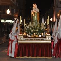 Pas de Santa Maria Magdalena. Processons 2009
