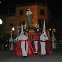 Pas de Santa Maria Magdalena. Processons 2010