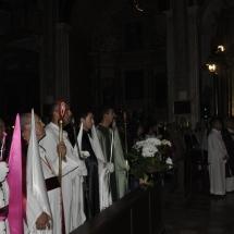 Les altres confraries de Felanitx participen a l'Enterrament. Enterraments 2011