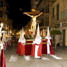 Pas del Sant Crist. Processó Setmana Santa de Felanitx de 2014
