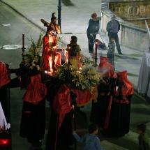 Pas del Crist coronat d'espines. Confraria Sant Crist de la Bona Mort