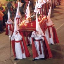 Pas del Crist Jacent portat en braços. Processons 2006