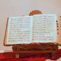 Exposició a la Casa de Cultura de Felanitx. 50è Aniversari de la Fundació de la Confraria