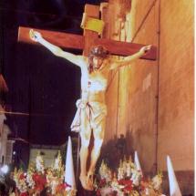 Pas del Sant Crist a la Creu. Processons 2006